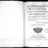 Flaust, Jean-Baptiste, Explication de la coutume et de la jurisprudence de Normandie, dans un ordre simple et facile, Tome Second, Rouen, Oursel, 1781