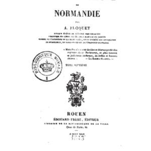 Histoire_du_parlement_de_Normandie_[...]Floquet_Amable tome 7 v.pdf