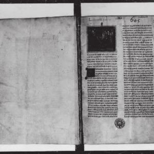 Le livre la Roine [–Pierre de Fontaines, Conseil à un ami. –Grand coutumier de Normandie. –Compilation des Institutes de Justinien et du Digeste]. 1271-1300