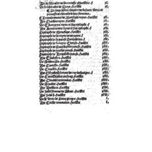 Lesnauderie, Pierre de, La louenge de mariage et recueil des hystoires des bonnes, vertueuses et illustres femmes, Paris, F. Regnault, 1523