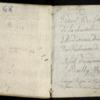 Protocole des lettres de la chancellerie et juridictions du ressort du Parlement de Rouen. ADSM 28F29. XVIIIe siècle